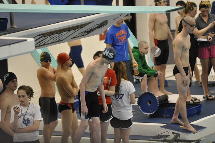 western sectional swim meet 2012