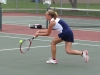 Girls Tennis Vs. GlenOak 2014 08