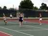 Girls Tennis Vs. GlenOak 2014 15
