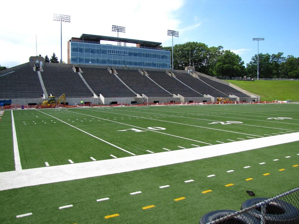 Canton Fawcett Stadium