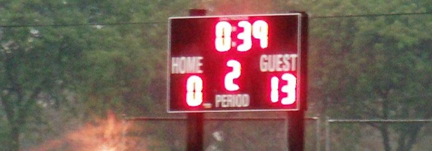 Canton McKinley Soccer Scoreboard