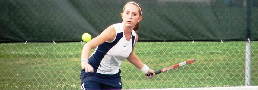 Louisville Alliance Girls Tennis Sam Pukys