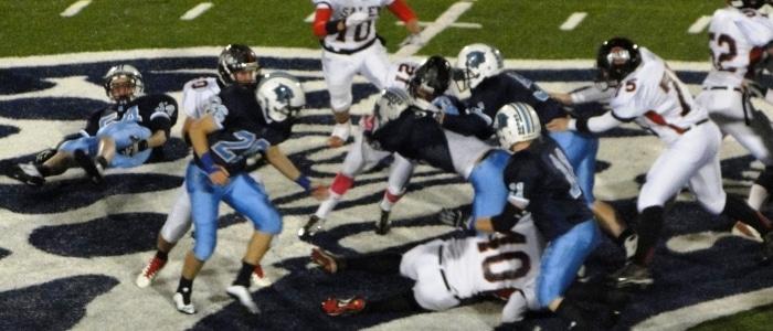 Louisville Salem Football 2011