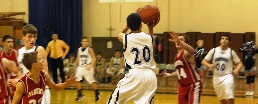 Louisville Leopards Freshman Basketball vs. Minerva Lions