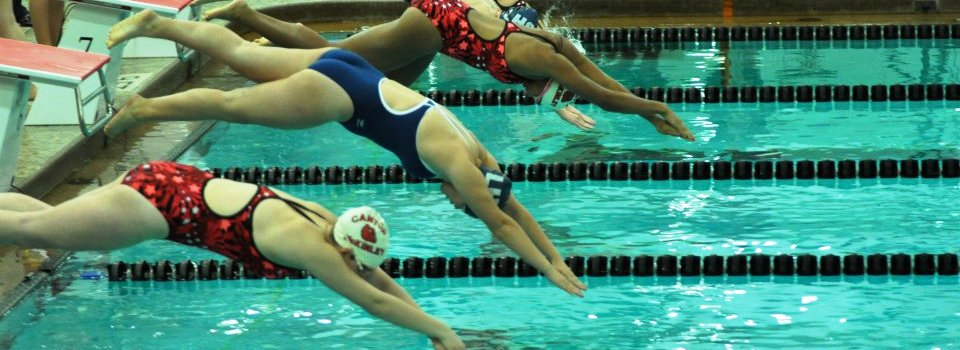 Louisville Leopards Canton McKinley Bulldogs Girls Swimming