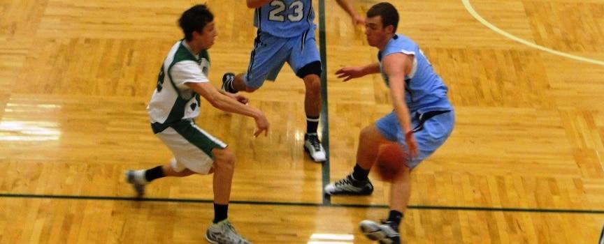 West Branch Warriors Vs. Louisville Leopards Boys Varsity Basketball 1-10-2012