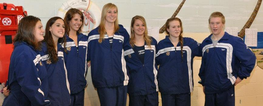 Louisville Leopards Swimming Seniors 2012