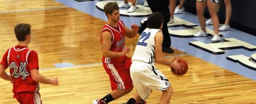 Billy Lairson Louisville Vs. Minerva Boys Basketball 2-3-2012