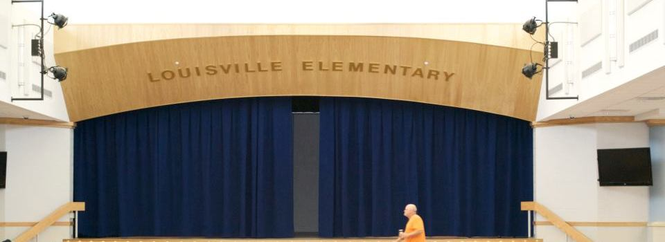 New Louisville Elementary School