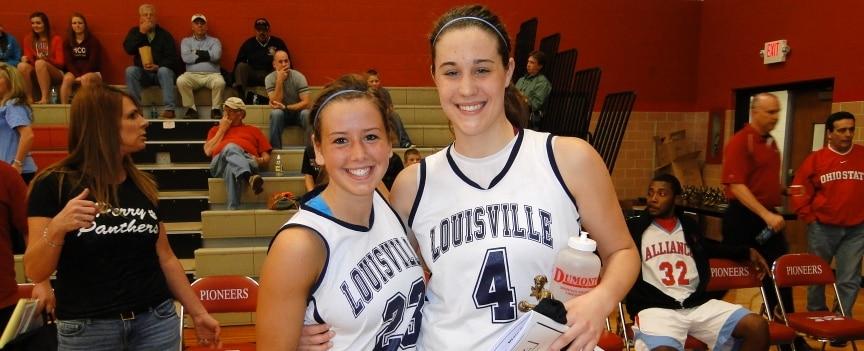 Brianna Libertore & Mackenzie Storlie Stark Summit All-Star Classic