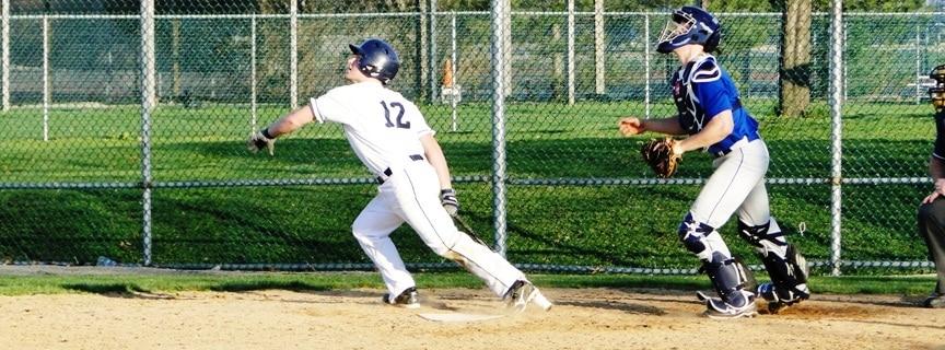 Jon Crank Louisville Leopards Vs. Lake Blue Streaks Baseball