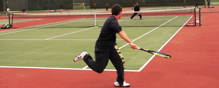 Louisville Leopards Vs. North Canton Hoover Boys Tennis