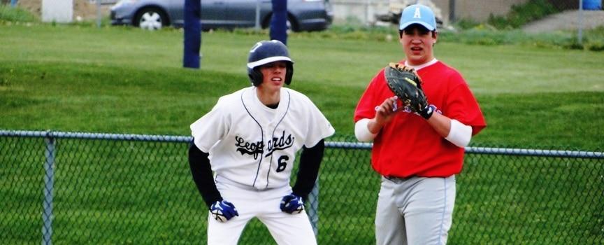 Alliance Aviators vs. Louisville Leopards Baseball 2012