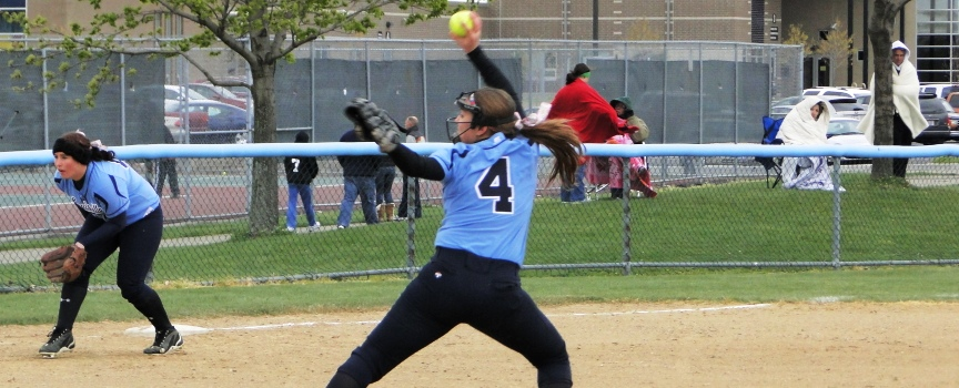 Gianna Falcone Louisville vs. West Branch Softball