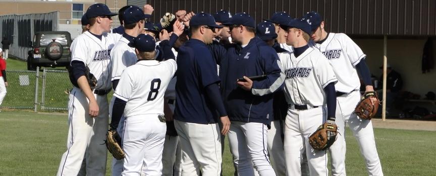 Louisville Leopards Baseball Vs. Salem Quakers 2012
