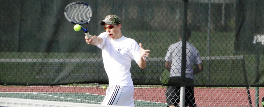 Louisville Vs. West Branch Boys Tennis