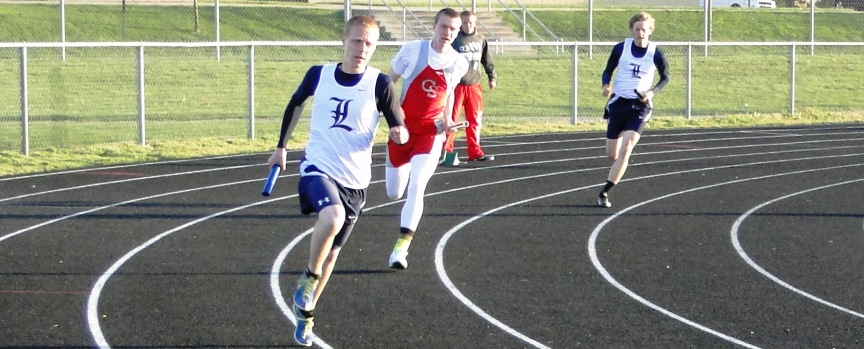 Louisville Leopards Boys Track 2012