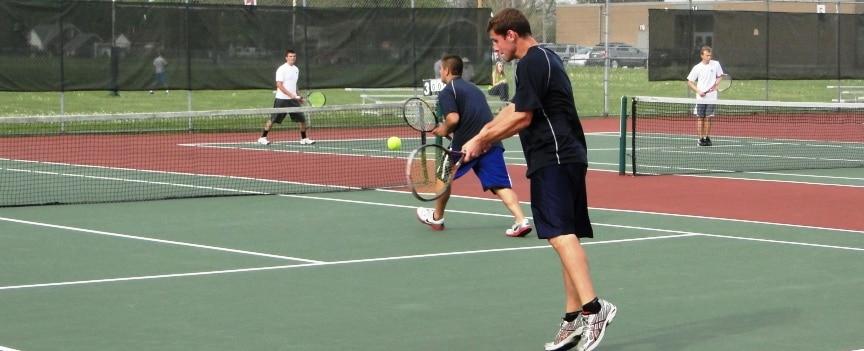 Louisville Vs. Alliance Boys Tennis