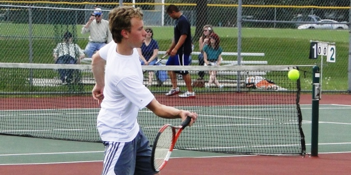 Ryan Shepherd Louisville Leopards Tennis