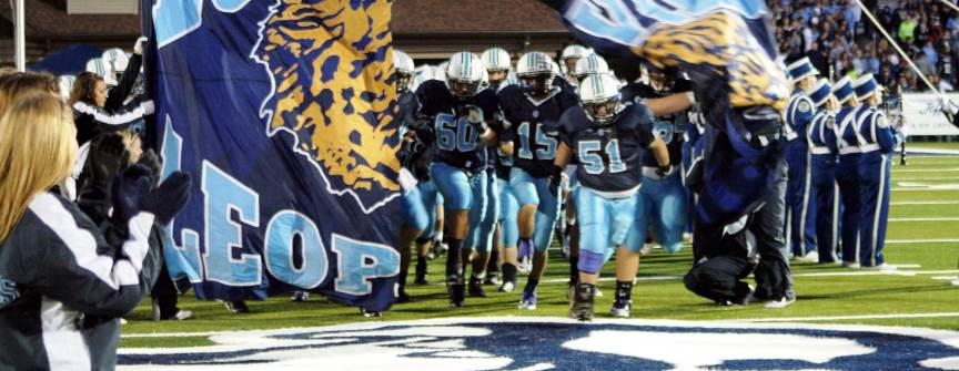 Meet the Team 2012 Louisville Leopards