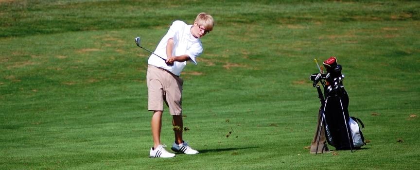 Patrick Watson Louisville Leopards Boys Golf Vs. Alliance 2012