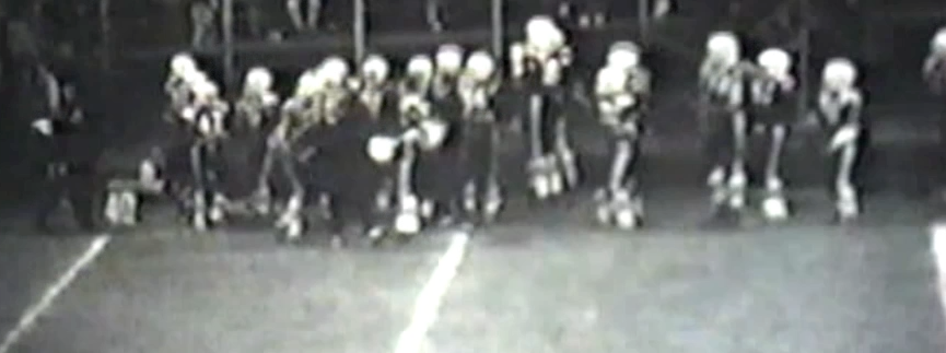 Louisville Leopards at Minerva Lions 1964 Football Highlights