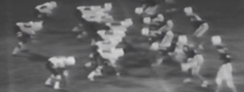 Jackson Polars Bears Vs. Louisville Leopards 1971 Football Highlights