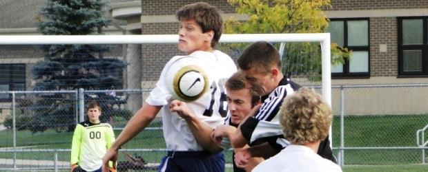 Harrison Raub Louisville Leopards Boys Soccer Vs. Canton McKinley