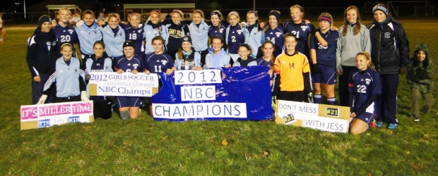 Louisville Lady Leopards 2012 NBC Girls Soccer Champions