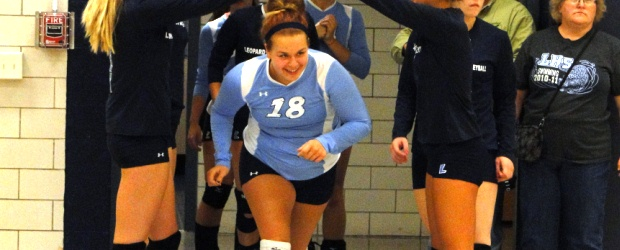 Maddie Gramoy Louisville Lady Leopards Volleyball 2012