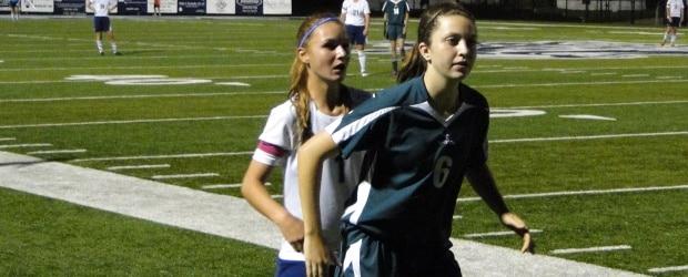 West Branch Warriors Vs. Louisville Lepards Girls Soccer 2012