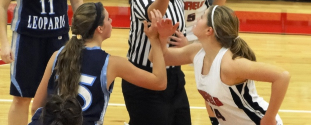 Clara Lemmon Louisville Lady Leopards Basketball