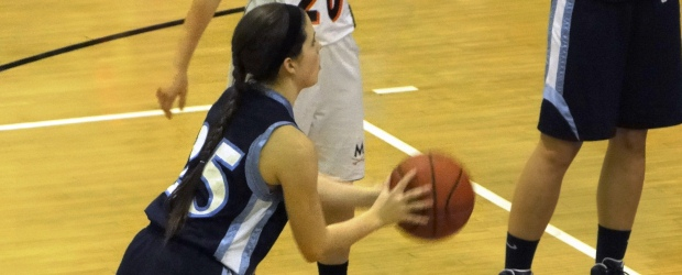 Emily Nees Louisville Lady Leopards Basketball at Marlington Dukes 2012