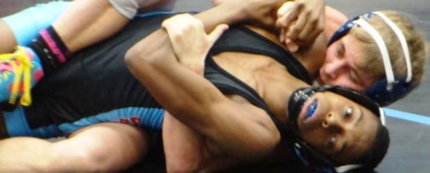 Dakota Oliver Louisville Leopards Wrestling Vs. Alliance