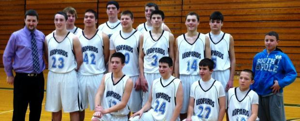 Louisville Leopards Freshman Basketball Tournament Champions 2013