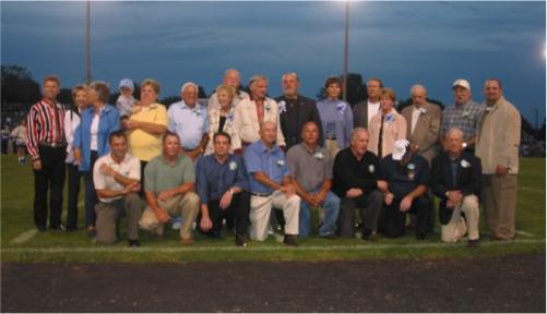 2004 Louisville High School Athletic Hall of Fame