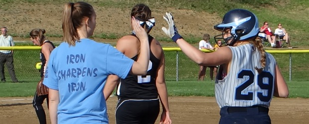 Kylie Zifer Louisville Lady Leopards Softball 2013 Vs. Carrollton