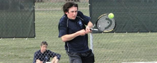 Louisville Leopard Tennis 2013 Vs. West Branch