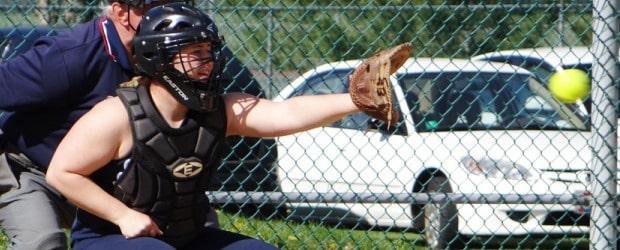 Annie Woolf Louisville Lady Leopards Softball 2013 Vs. Minerva