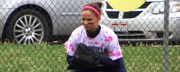 Brooke Cox 2013 Softball Highlights Louisville Leopards