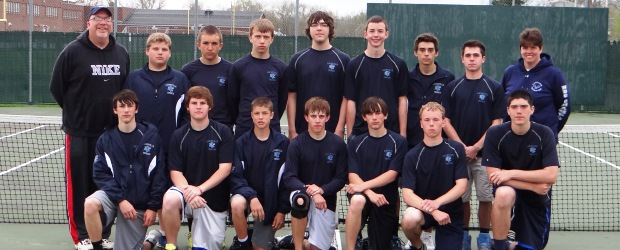 Louisville Leopards Boys Tennis 2013 NBC Champions
