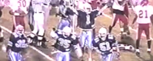 Louisville Leopards Vs. Youngstown Chaney Cowboys Football Playoffs 1992