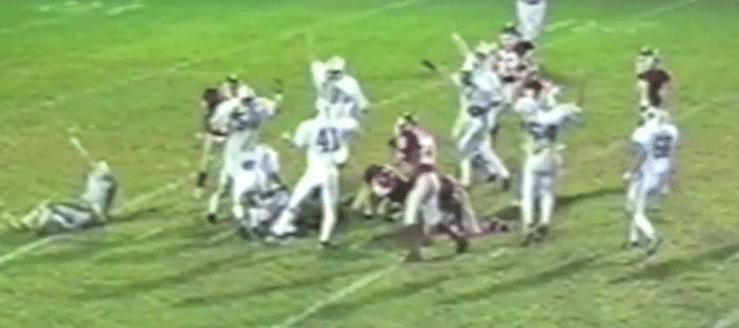 Louisville Leopards Vs. Springfield Spartans 1999 Football