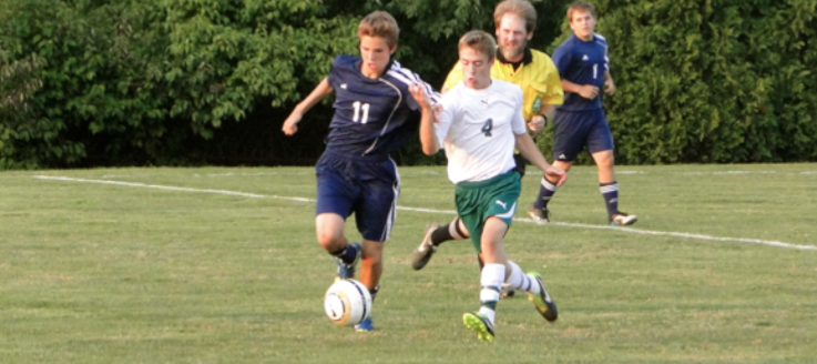 Alex Stefanik Louisville Leopards Boys Soccer Vs. West Branch Warriors