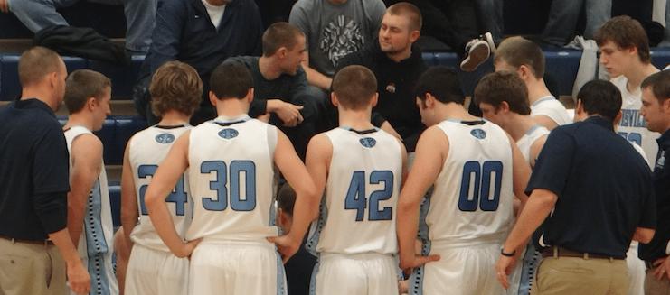 Louisville Leopards Boys Basketball Team 2014