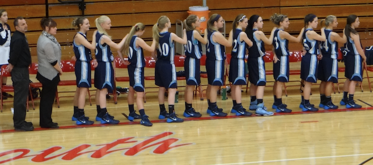 Louisville Lady Leopards Basketball At Canton South