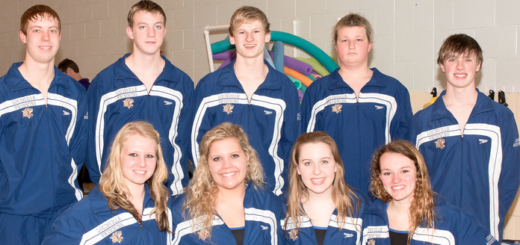 Seniors Swimmers 2014 - Louisville Leopards