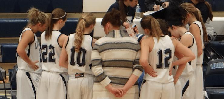 Louisville Lady Leopards Basketball 2014
