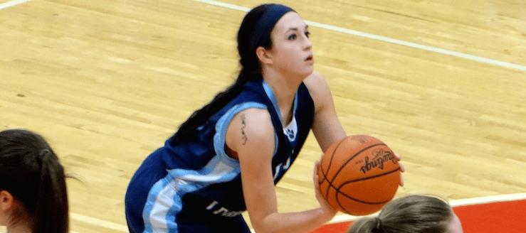 Brooke Layton 2013-14 Basketball Highlights