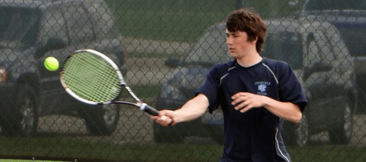 Knebl Louisville Leopards Tennis